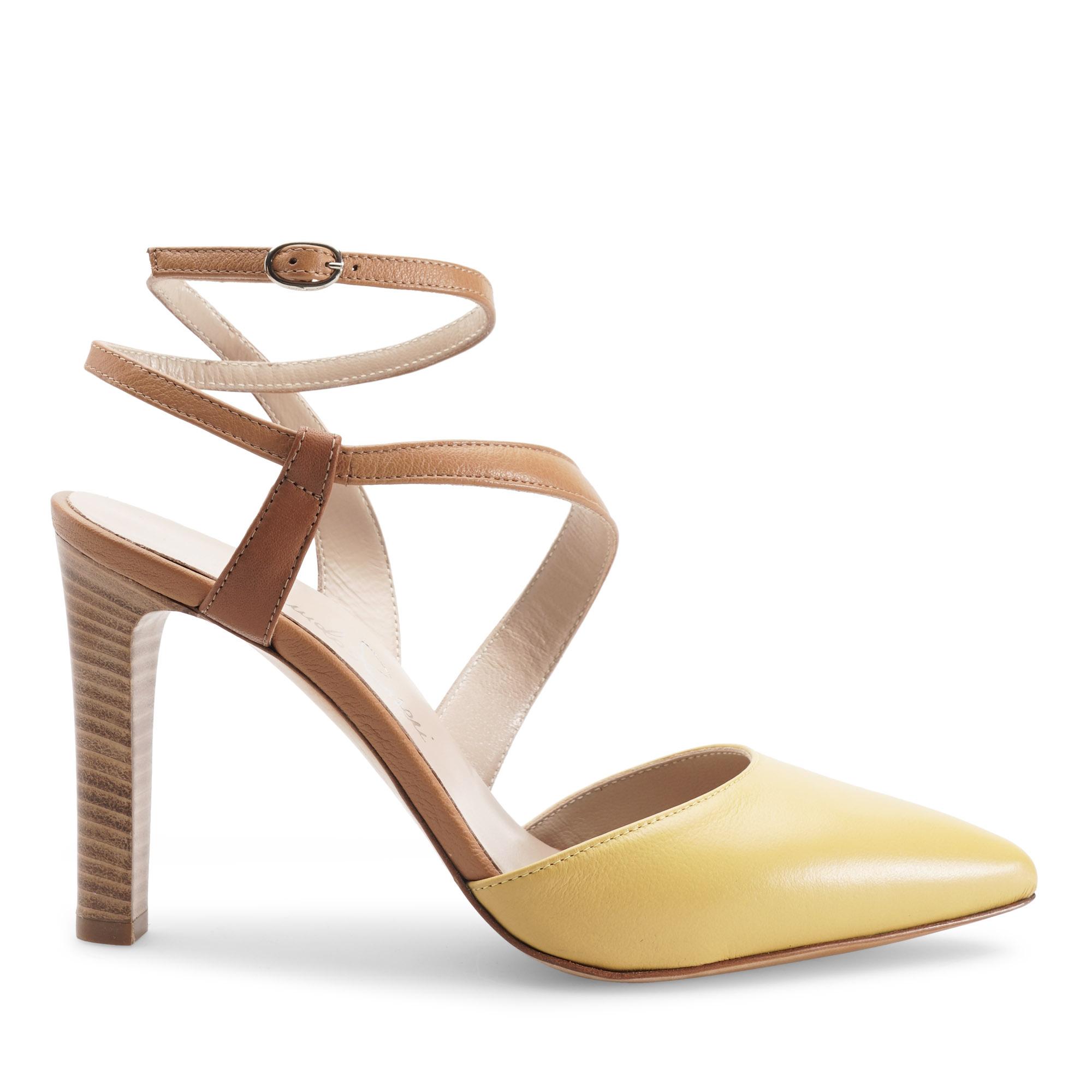 slingback-pelle-giallo-marrone-emanuela-passeri-heels-shoes-spring-summer-2021