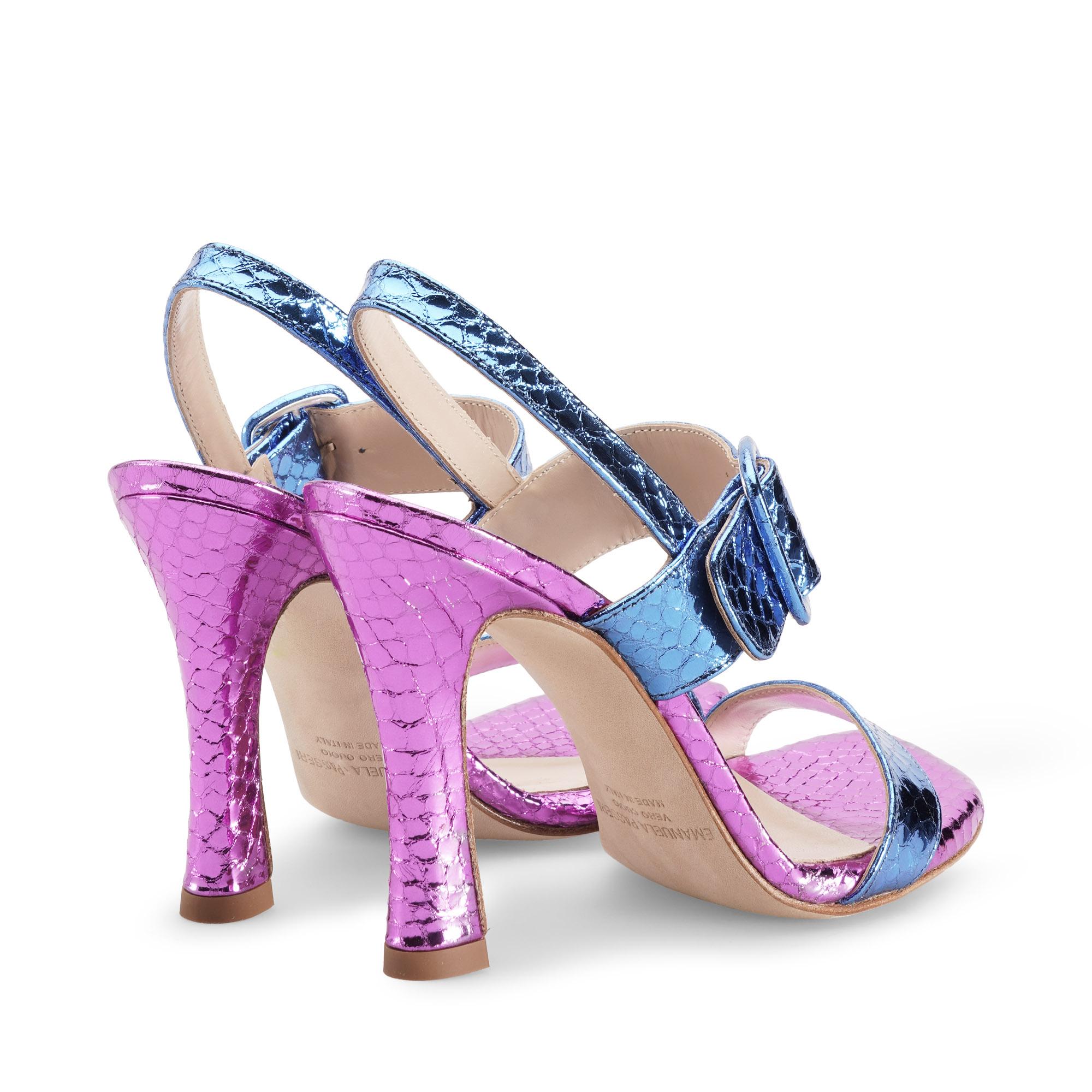 sandalo-donna-laminato-blu-fuxia-rosa-emanuela-passeri-shoes-heels-spring-summer-2021